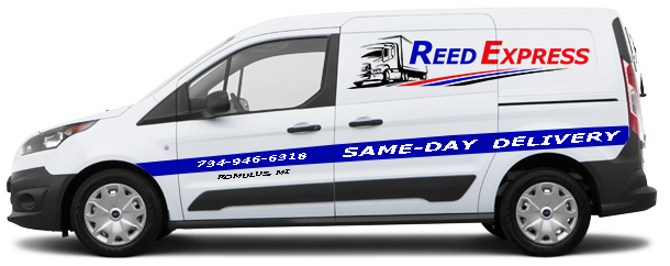Reed Express Same-Day Delivery